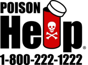 Poison Control Number